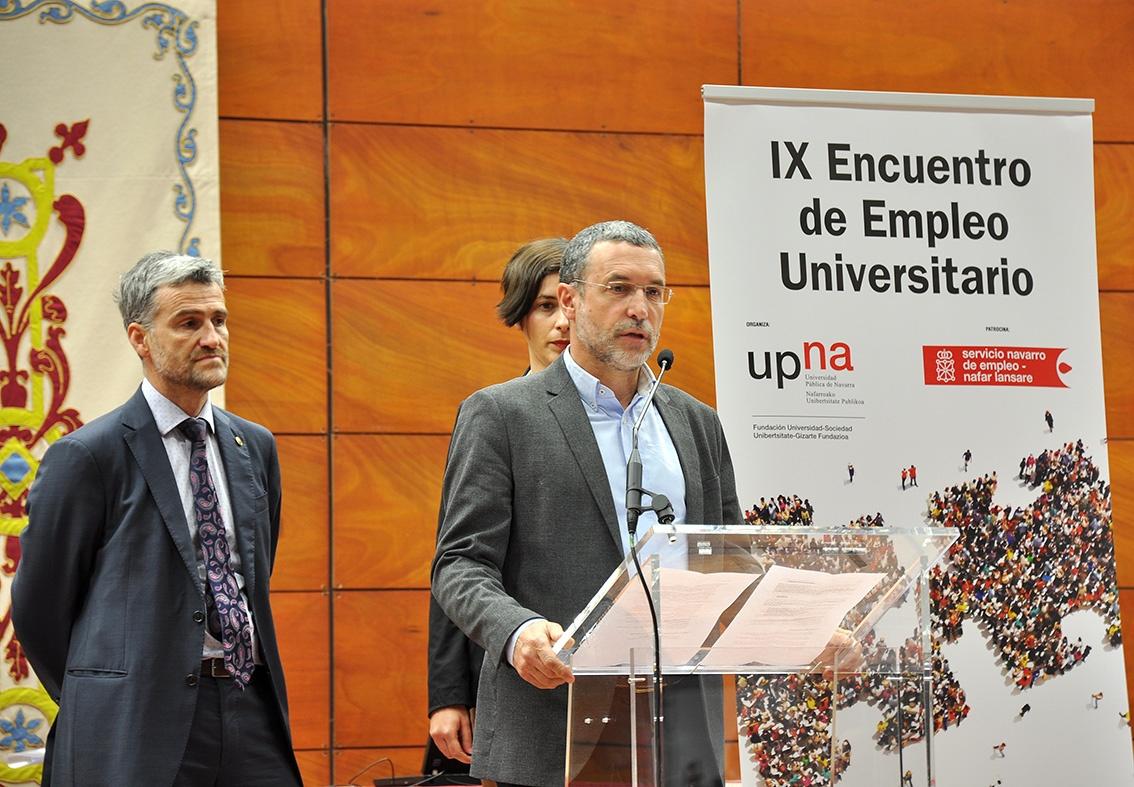 Imagen de la noticia ONIRIA en el Foro de Empleo de la UPNA