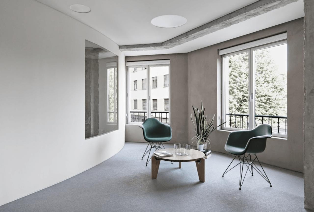 Imagen de la noticia «La oficina de la semana» en la revista New York Times Style Magazine