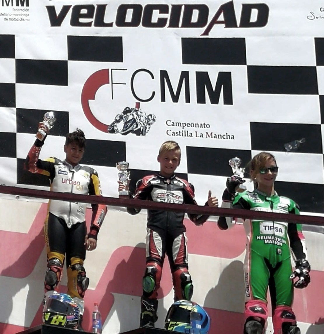 Imagen de la noticia Hodei pisa el acelerador en sus últimas carreras en Moto5