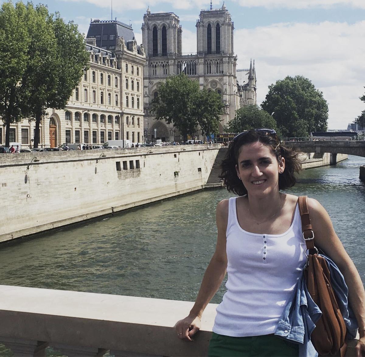 Imagen de la noticia Patricia Escribano, de París a Navarra gracias a Oniria Consulting