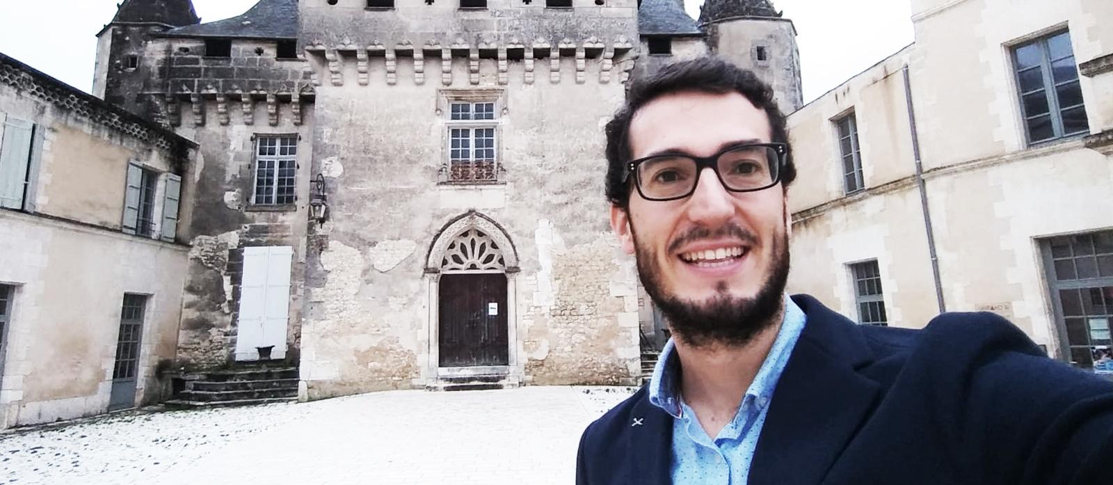 Imagen de la noticia Pablo Liras de vuelta en Pamplona gracias a 'Navarros por el Mundo'